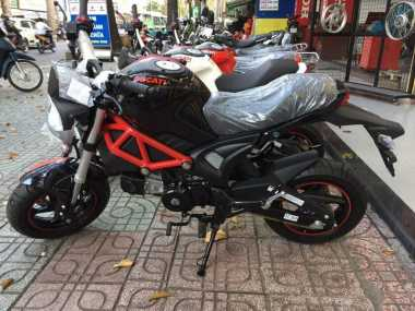 Ducati Monster Versi Mini Dijual Rp17 Juta