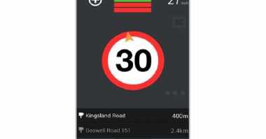 Tiga Aplikasi Android untuk Speed Cam