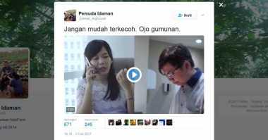 Netizen Terkecoh dengan Orang Tajir Ini