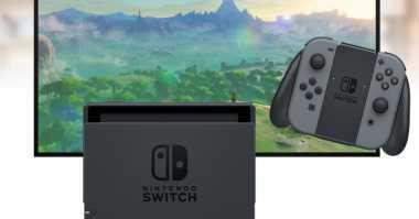 Gamer Kecewa saat Peluncuran Nintendo Switch