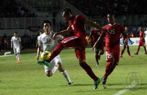 Hari Terakhir Seleksi, Timnas Indonesia U-22 Lakukan Game Internal
