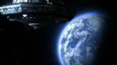 TOP TECHNO: Video 2 Pesawat UFO di Timur Tengah Hebohkan Netizen