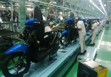 KPPU Minta Kemenperin Dorong Penggunaan Komponen Lokal Motor