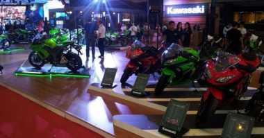 Tanpa Ninja 2-Tak, Kawasaki Bidik Penjualan 90 Ribu Motor pada 2017