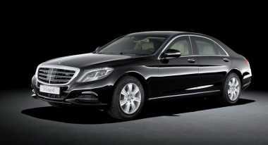 Datang ke Indonesia, Raja Salman Boyong Empat Unit Mercedes Benz S600