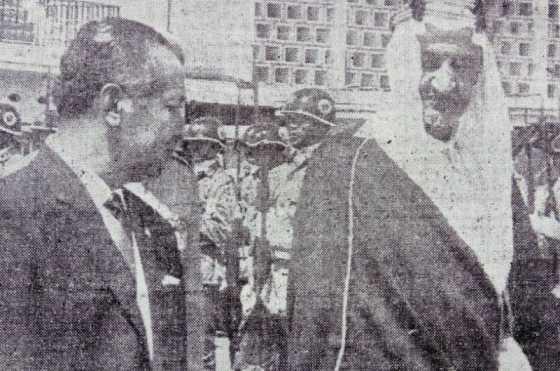 Gemuruh Takbir dan Kunjungan Raja Arab ke Masjid Istiqlal
