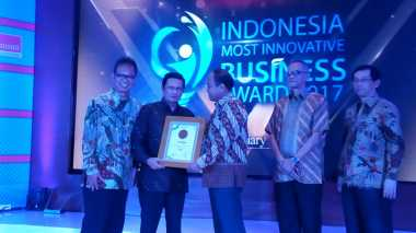 \MNCN Raih Penghargaan The Winner of Indonesia Most Innovative Business Award 2017\