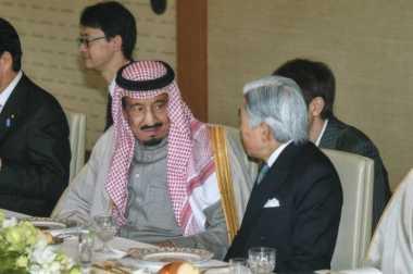 \Raja Salman ke Indonesia, Arab Saudi Ingin Terlibat dalam Proyek Infrastruktur\