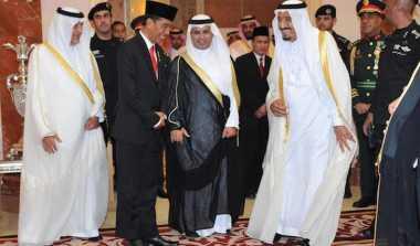 \Lobi Jokowi Bikin Raja Arab ke Indonesia\