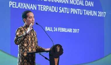 \Jokowi: Sampaikan Kondisi Perekonomian Indonesia yang Positif kepada Investor\