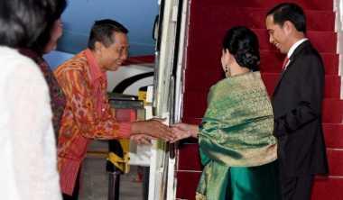 \Kunjungi Australia, Jokowi Bicarakan Investasi\