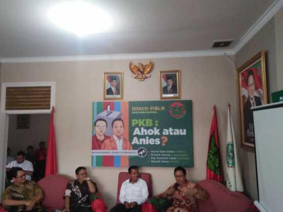 Pilih Ahok atau Anies? Ketua PBNU Ingatkan PKB Jangan <i>Blunder</i> Tentukan Dukungan