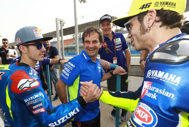 Sport Board: Tampil Memukau, Chris Vermeulen Prediksi Duo Yamaha Jadi Pesaing Kuat di MotoGP 2017