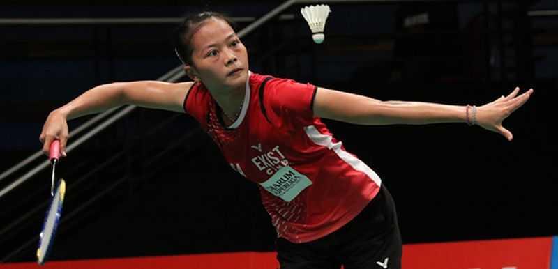 Atasi Perlawanan Hana Ramadini di Superliga Badminton 2017, Fitriani Catatkan Rekor Impresif
