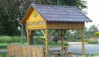 \Keren! Rumah-Rumah di Desa Polandia Dihiasi Lukisan Tangan\