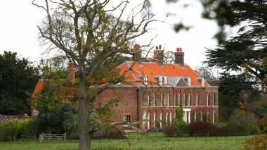 \Wow, Begini Megahnya Rumah Keluarga Pangeran William\
