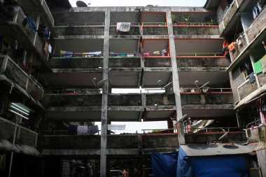 \Keterbatasan Lahan di Jakarta Tak Boleh Hambat Pembangunan Rumah Murah\