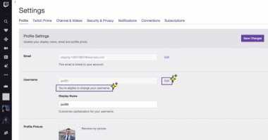 Twitch Bikin Pengguna Ubah Username Setiap 2 Bulan