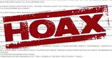 Pemerintah Pusat Harus Bersinergi dengan Daerah untuk Tangani Hoax