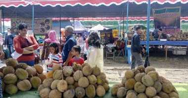 MNC Play Meriahkan Festival Durian di Semarang