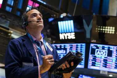 \Pasar Saham AS Kembali Menguat Ditopang Kebijakan Trump\