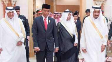 \Indonesia-Arab Saudi Saling Membutuhkan\