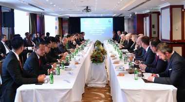 \Ke Australia, Jokowi Bahas TPP?\