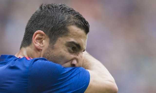 Mourinho: Mkhitaryan Takkan Bermain di Final Piala Liga Inggris