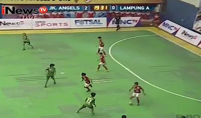 Dramatis, JK Angels Taklukkan Lampung Angels S-One 3-2