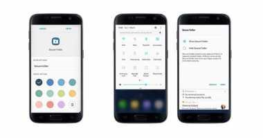 Samsung Galaxy S7 dan S7 Edge Dapat Folder Keamanan Knox