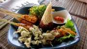 Berlibur di Bali Raja Arab Saudi Raja Salman Harus Cicipi Kuliner Bali Ini, Halal!