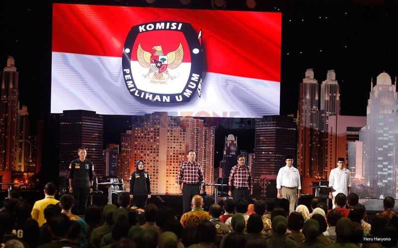 Hari Ini KPU Gelar Pleno Rekapitulasi Suara Pilgub DKI Jakarta