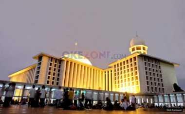 Sambangi Istiqlal, Raja Salman Masuk Pintu Al Malik