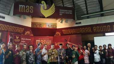 Hasto Kristiyanto Terpilih sebagai Sekjen Senapati Nusantara