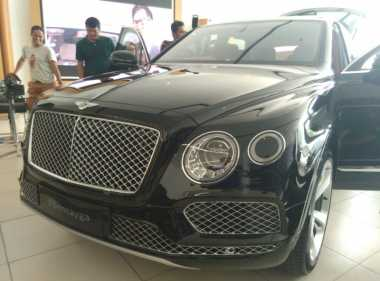 SUV Termewah Bentley Bentayga Resmi Meluncur di Indonesia