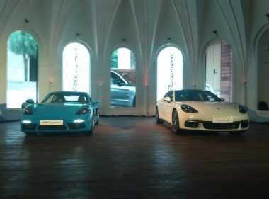 Porsche Gebrak Pasar Indonesia dengan Sportcar 718 Cayman & Panamera