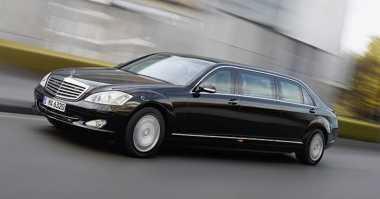 Intip Kehebatan Mobil yang Digunakan Raja Salman di Indonesia