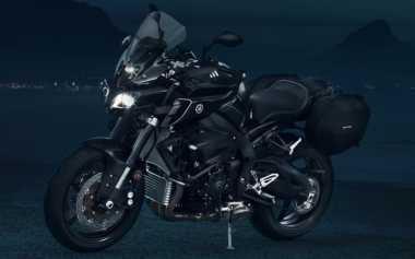 """Yamaha Ungkap """"Baju Baru"""" MT-10 Bergaya Tourer"""