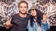 LIRIK LAGU : Zedd <i>feat</i> Alessia Cara - <i>Stay</i>