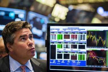 \Bursa Asia Anjlok di Awal Pekan\