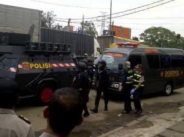 Jenazah Pelaku Bom Panci di Bandung Dibawa ke Jakarta