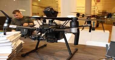 Saingi GoPro, DJI Fokuskan Diri ke Drone Enterprise