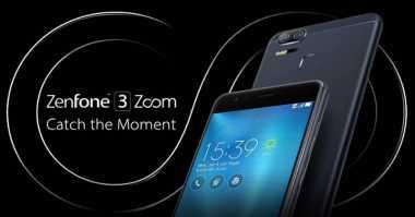 Alasan Penjualan Asus Zenfone 3 Zoom Ditunda