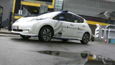 Pertama Kali, Mobil 'Tanpa Sopir' Nissan Dijajal di Jalanan Eropa