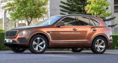 Bentley Berencana Luncurkan SUV Listrik di Bawah Bentayga
