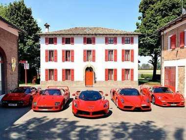 Ferrari Digugat Karyawannya karena Skandal Odometer
