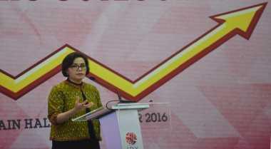 \Dibeking TNI dan Polri, Sri Mulyani Ancam WP yang Belum Ikut Tax Amnesty\
