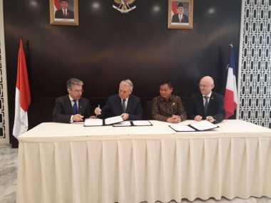 \Para Pengusaha Prancis Kepincut Energi Baru Terbarukan di Indonesia\