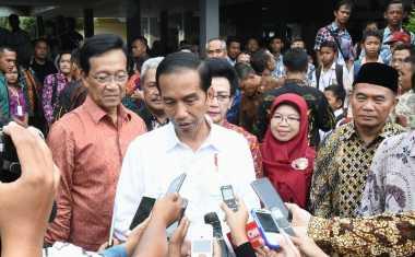 \Jokowi: Percaya Saya, Ini saatnya Berinvestasi di Indonesia\