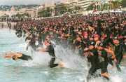 "Tradisi ""Nganggung"" di Sungailiat Paling Dirindukan Atlet Triathlon"
